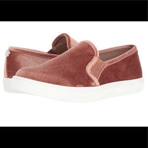 Steve Madden Velvet Blush Slip-On Sneaker Shoes